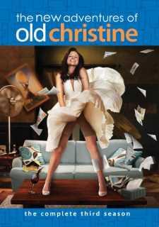 THE NEW ADVENTURES OF OLD CHRISTINE - AS NOVAS AVENTURAS DE CHRISTINE - 3° TEMPORADA - DUBLADO - 2008