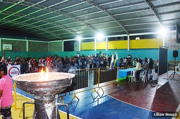Abertura do JESPA aconteceu nesta semana em São Pedro da Aldeia