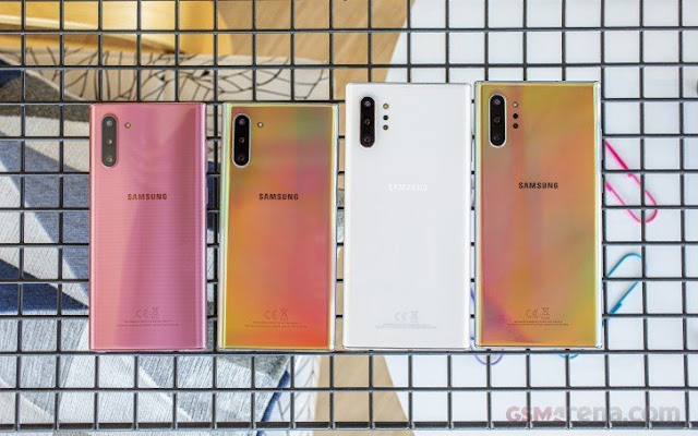 Galaxy Note 10 Lite and S10 Lite