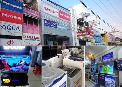 toko elektronik terdekat di palembang