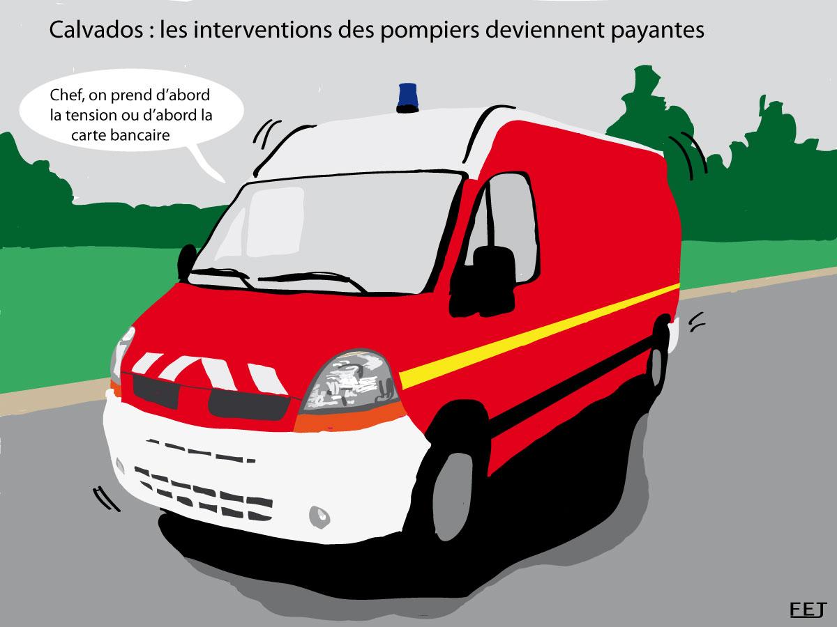 L 39 actualit vue en dessins humoristiques par fej - Dessin pompier humoristique ...
