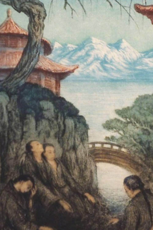 ambiente de leitura carlos romero germano romero gustav mahler cancao da terra flauta chinesa lied das lied von der erde musica alema erudita classica