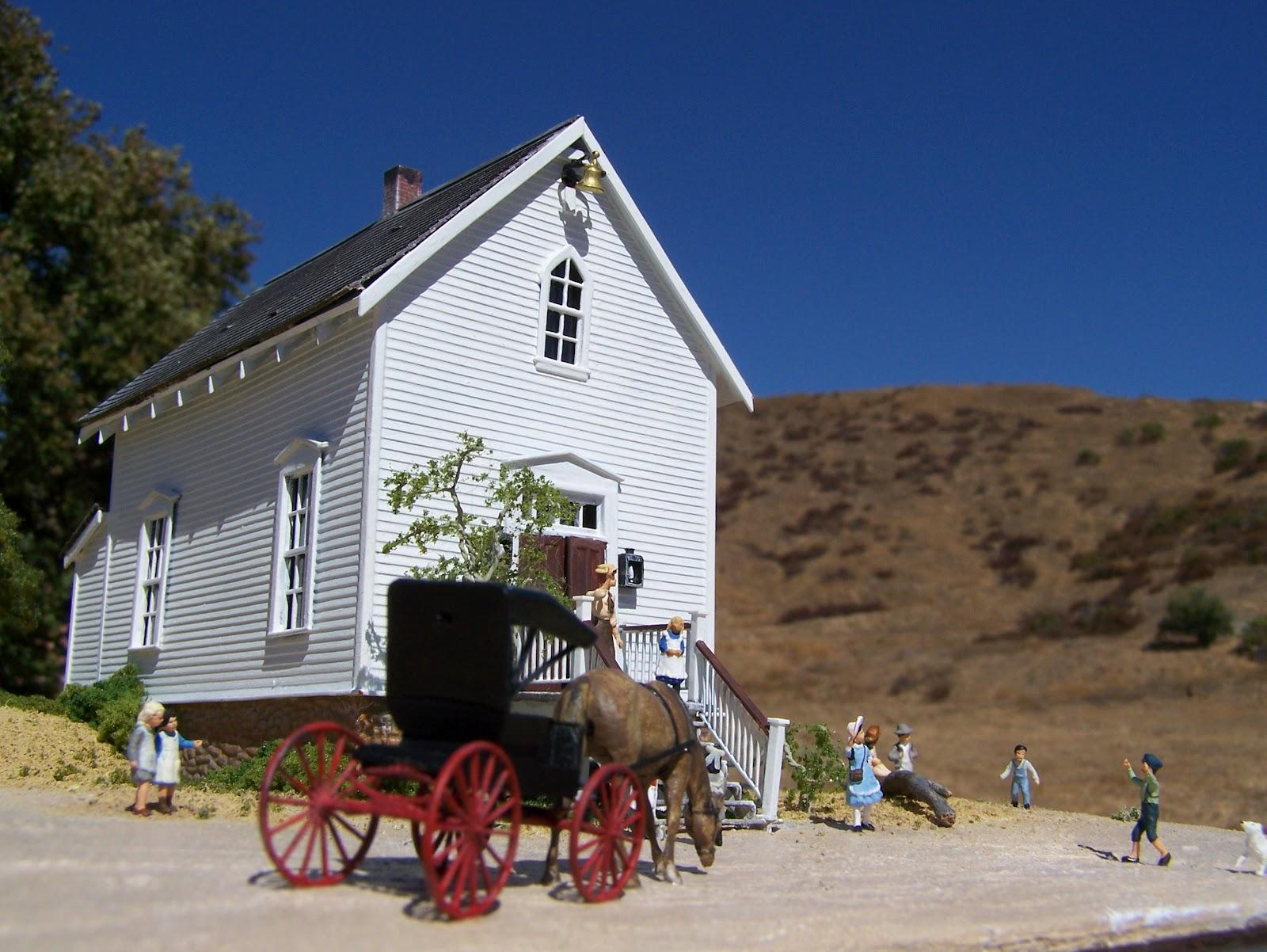 Little House On The Prairie Restaurant