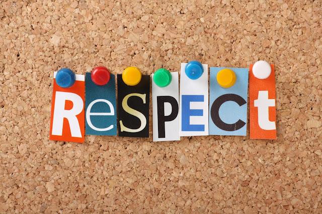 احترم الآخرين
