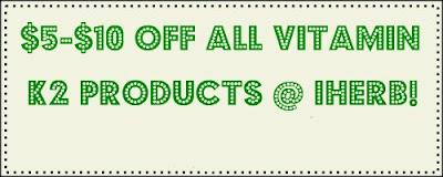 iherb coupon codes vitamin K2