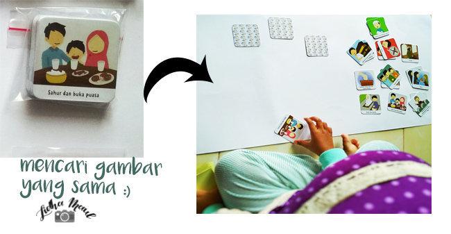 Busy Bag Ramadhan - Permainan Bulan Ramadan