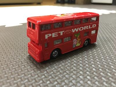 トミカ ロンドンバス