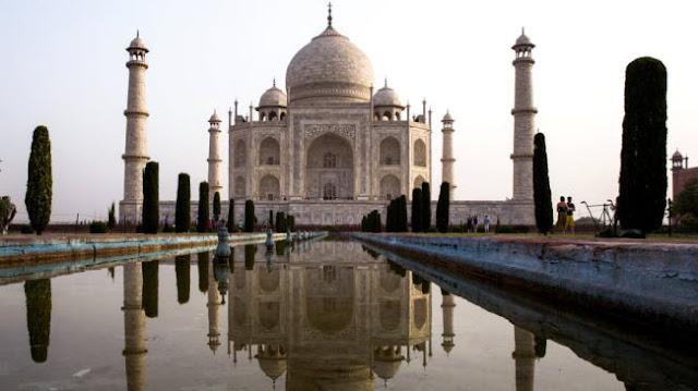 Taj Mahal Temple, Uttar Pradesh