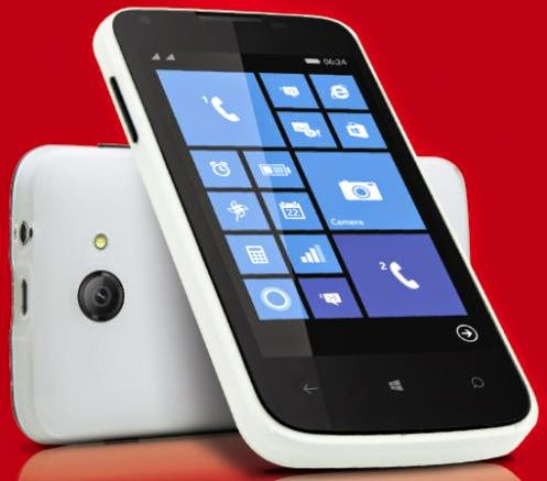 Cherry Mobile Launched Alpha Style, The Cheapest Windows Phone 8.1 Device In The Country For Just Php2,999