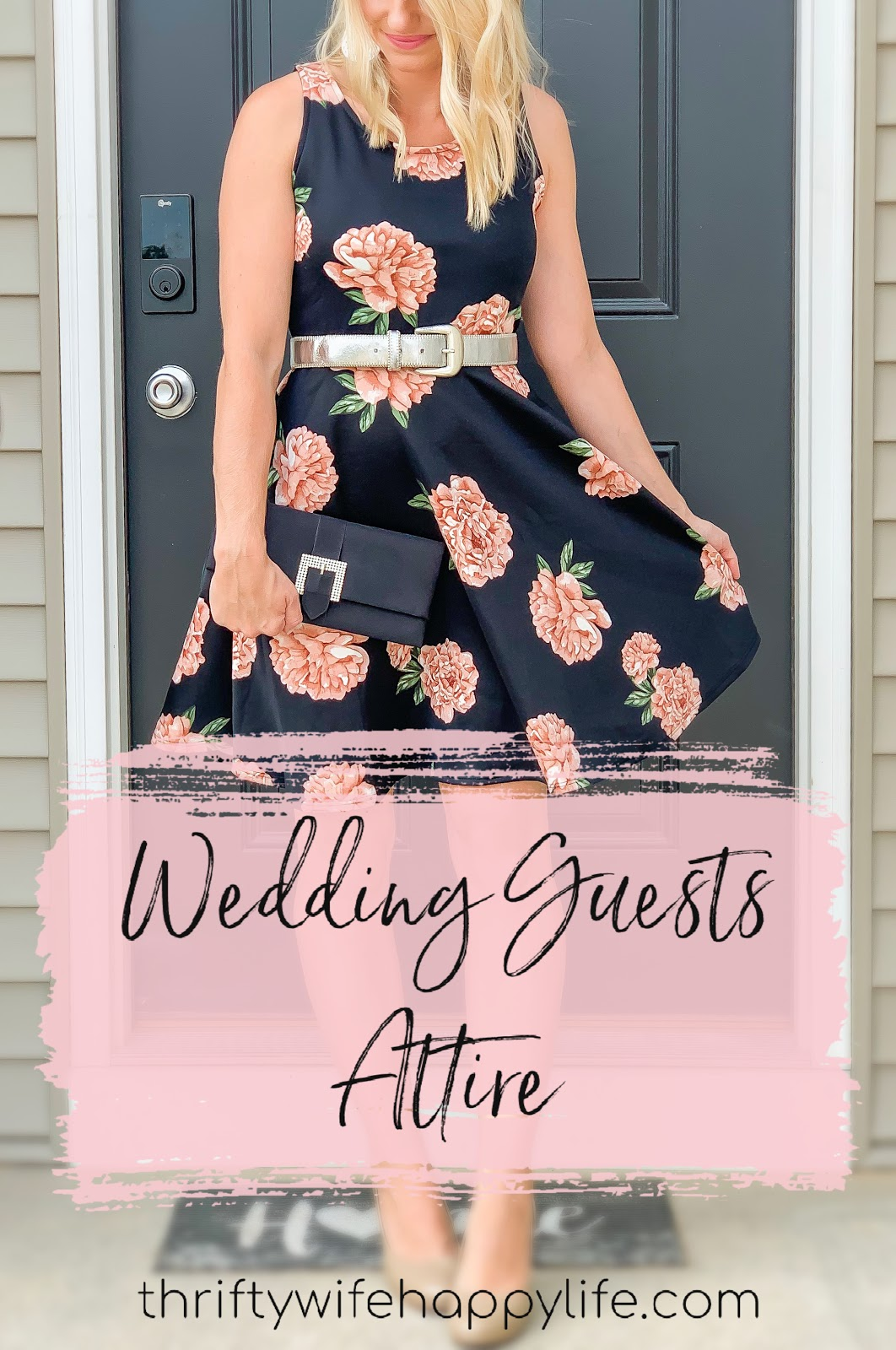 The perfect wedding guest dress