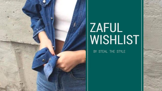 Zaful Wishlist! (See through white dresses, a must for the summer!)