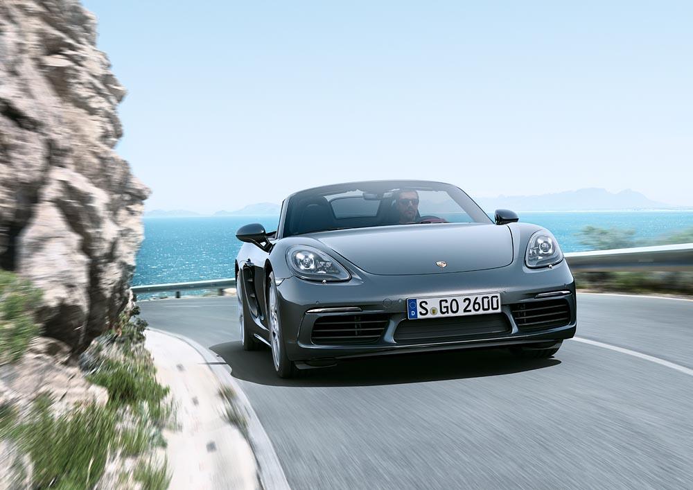 8 Με δίλιτρο turbo μπόξερ 300 ίππων η Porsche 718 Boxster Porsche, Porsche 718 Boxster, Porsche 718 Boxster S, Porsche Boxster, Roadster, videos