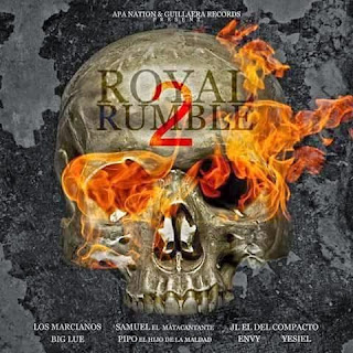 Royal Rumble 2, Los Marcianos, latin urban