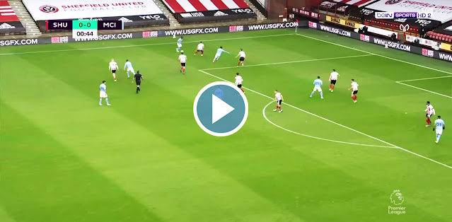 Sheffield United vs Manchester City Live Score