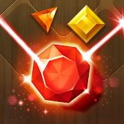 Jewel Match Puzzle: Laser Temple Mysterious Quest