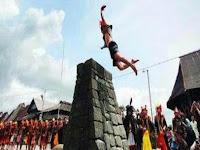 Fahombo, Tradisi Lompat Batu Unik Hanya Ada di Nias
