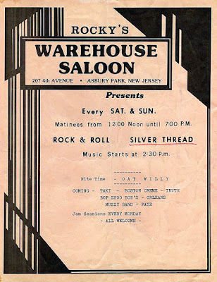 Rocky's Warehouse Saloon