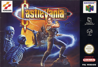 Capa do jogo Castlevania na Europa online N64