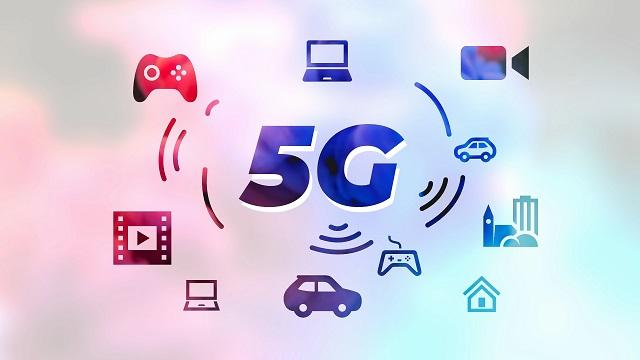 شبكة الجيل الخامس 5G
