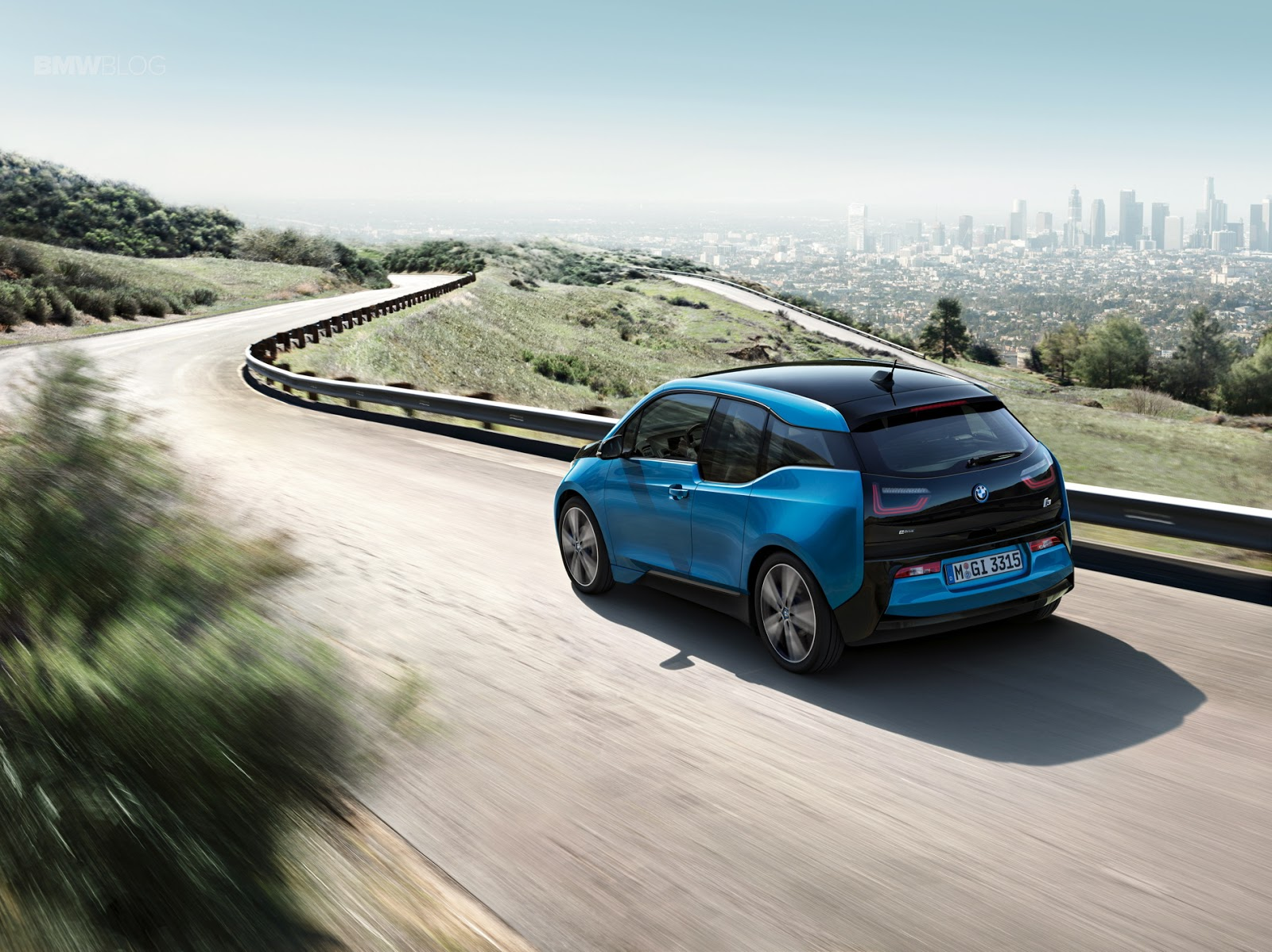2017 Bmw I3 Goes 180 Km With New 33 Kwh Battery Video Electric