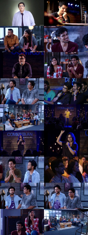 Screenshots Of Hindi Show Comicstaan Season 01 2019 Complete - All Episodes 300MB 720P HD