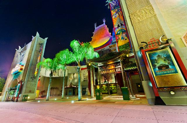 Hollywood Studios em Orlando