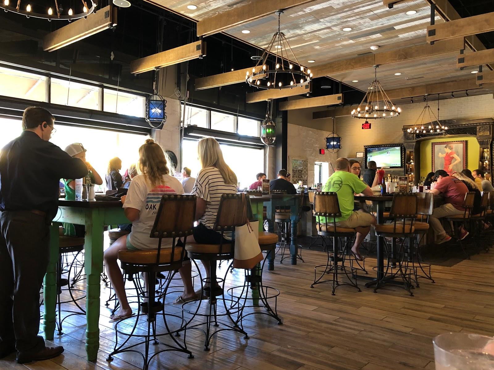 Uncle Julio S Mexican Restaurant Review Durham Nc Blue