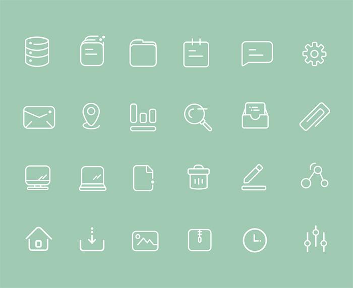 उपयोगकर्ता GUI के साथ कैसे इंटरैक्ट करता है?