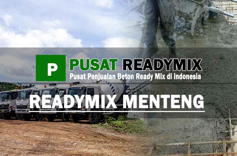 harga beton ready mix Menteng