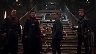 Avengers Infinity War Movie 2018 Desktop HD Image