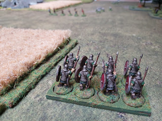 Roman Auxilia begin their patrol