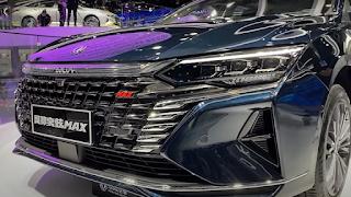 استعراض سيارة جديدة من الصين هي الأفخم على الاطلاق