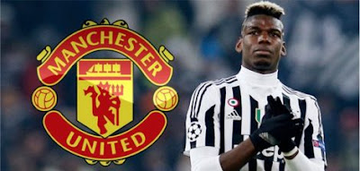 Juventus player Paul Pogba