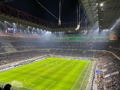 Partita Inter Stadio Meazza