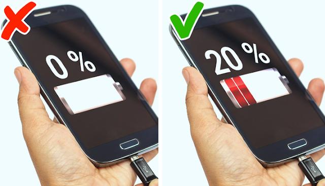 كيف تشحن بطارية هاتفك بشكل صحيح وتحافظ عليها ؟