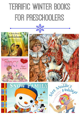 Winter Books Recommendations for Preschoolers