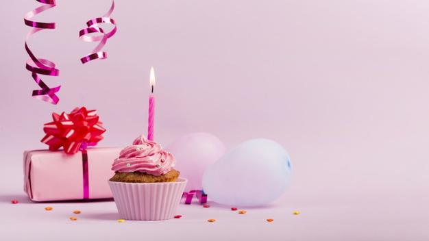 Sevgiliye Doğum Günü Mesajı