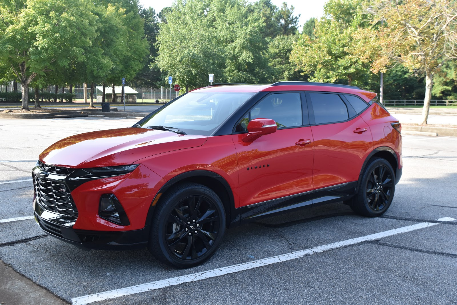 Video: The All-New 2019 Chevy Blazer RS AWD is Blazing HOT!