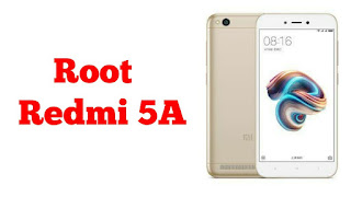 How to Root Redmi 5A with/without PC