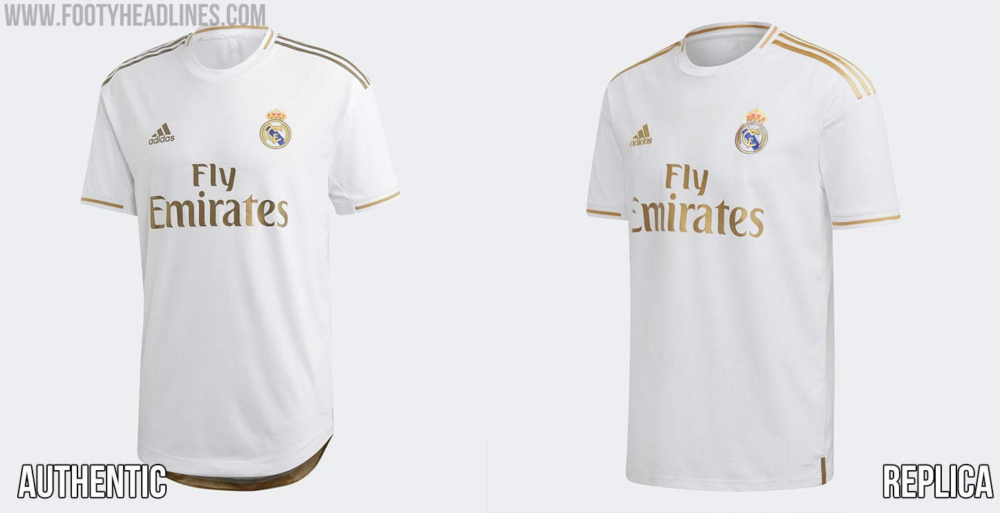 pretty nice f0979 ae006 real madrid replica kit