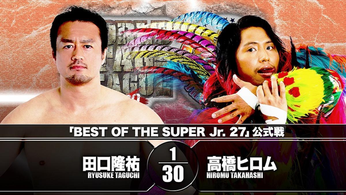 Cobertura: NJPW Best Of The Super Juniors – Day 8 – Últimos esforços!