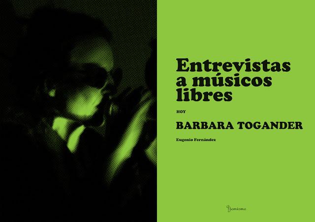 Entrevista a Barbara Togander