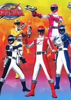 GoGo Sentai Boukenger (2006) Episode 1 - 49