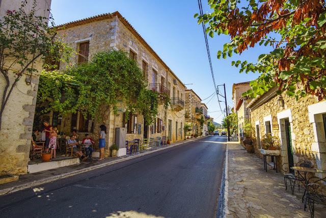 Καρδαμύλη: Ο παράδεισος της Ελλάδας