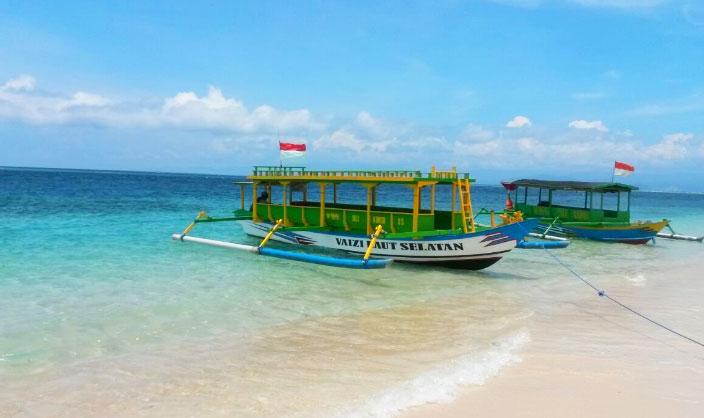 Gili Kondo Boat
