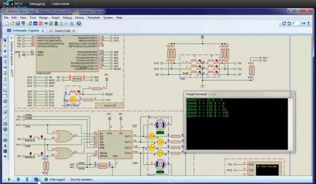 Descargar Proteus Professional Mega y Mediafire