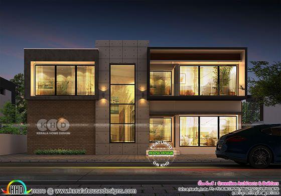 3300 square feet Western contemporary home