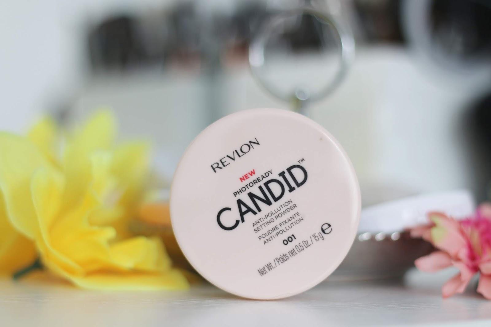 Revlon Candit puder