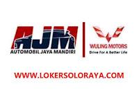 Loker Dealer Mobil Wuling Jateng & DIY April 2021 di PT Automobil Jaya Mandiri
