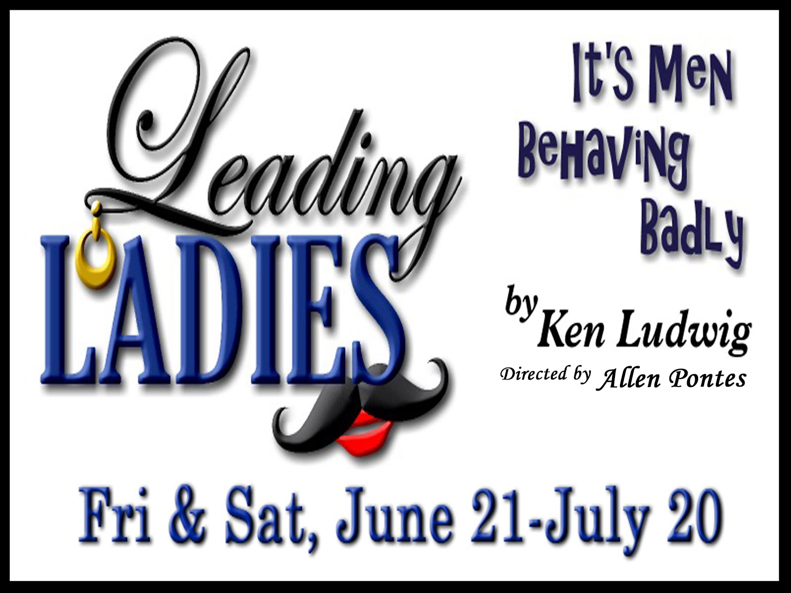 "MSTW: ""Leading Ladies"" - June 21-July 20"